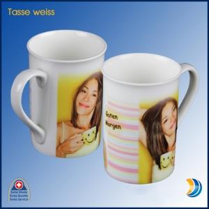 Tasse weiss ø72mm