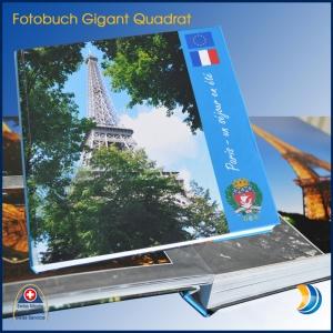 Fotobuch Gigant Quadrat