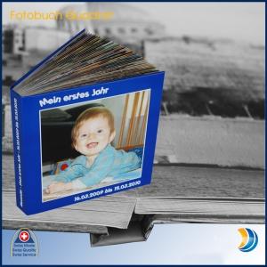 Fotobuch Quadrat