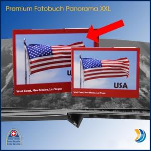 Fotobuch Panorama XXL