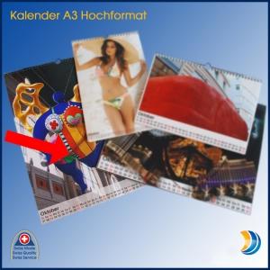 Kalender A3 Hoch