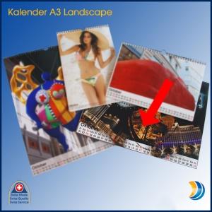 Kalender A3 Landscape