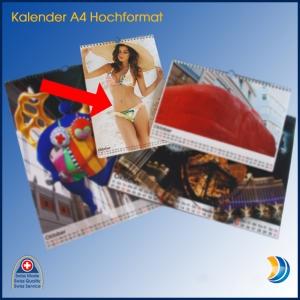 Kalender A4 Hoch