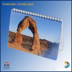 Tischkalender Landscape